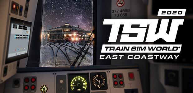 Train Sim World®: East Coastway: Brighton – Eastbourne & Seaford Route Add-On - Cover / Packshot