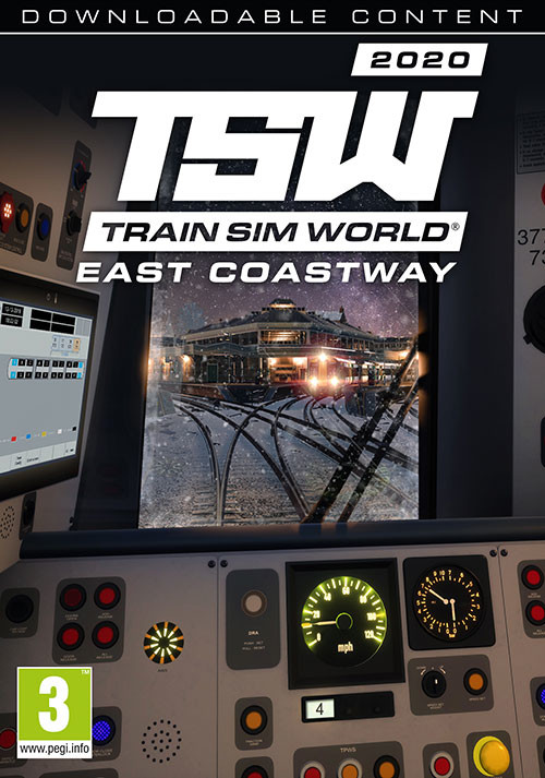 Train Sim World®: East Coastway: Brighton – Eastbourne & Seaford Route Add-On - Cover / Packshot