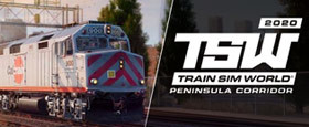 Train Sim World®: Peninsula Corridor: San Francisco – San Jose Route Add-On