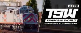 Train Sim World®: Peninsula Corridor: San Francisco – San Jose Route Add-On
