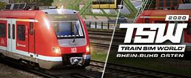 Train Sim World®: Rhein-Ruhr Osten: Wuppertal – Hagen Route Add-On