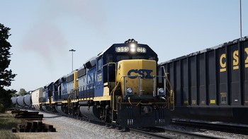 Screenshot7 - Train Sim World®: CSX GP40-2 Loco Add-On