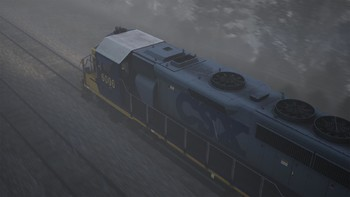 Screenshot4 - Train Sim World®: CSX GP40-2 Loco Add-On