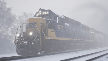 Screenshot8 - Train Sim World®: CSX GP40-2 Loco Add-On