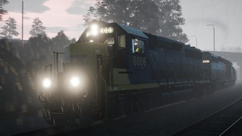 Screenshot6 - Train Sim World®: CSX GP40-2 Loco Add-On