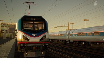 Screenshot1 - Train Sim World®: Northeast Corridor New York