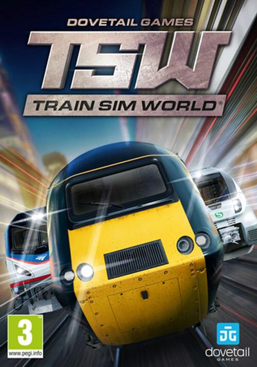 Train Sim World® - Cover