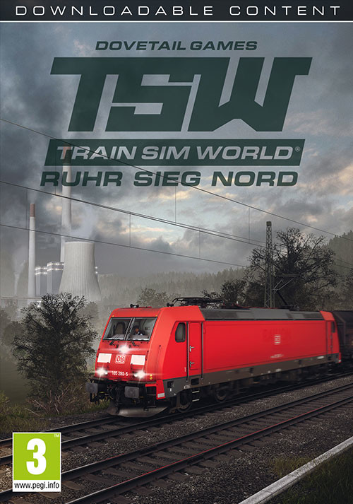 Train Sim World®: Ruhr-Sieg Nord: Hagen – Finnentrop Route Add-On - Cover