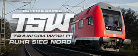 Train Sim World®: Ruhr-Sieg Nord: Hagen – Finnentrop Route Add-On