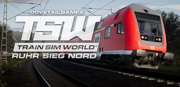 Train Sim World®: Ruhr-Sieg Nord: Hagen – Finnentrop Route Add-On - Cover / Packshot