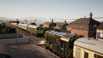 Screenshot2 - Train Sim World®: BR Class 33 Loco Add-On