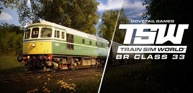 Train Sim World®: BR Class 33 Loco Add-On - Cover / Packshot