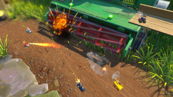 Screenshot10 - Micro Machines World Series
