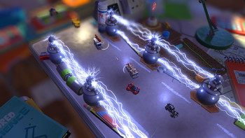 Screenshot13 - Micro Machines World Series