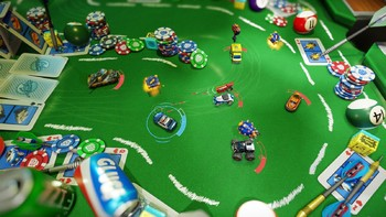 Screenshot4 - Micro Machines World Series