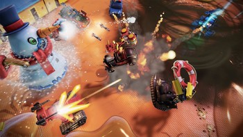 Screenshot6 - Micro Machines World Series