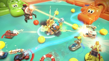Screenshot2 - Micro Machines World Series