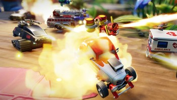 Screenshot3 - Micro Machines World Series