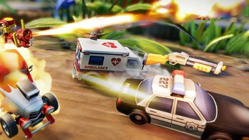 Screenshot5 - Micro Machines World Series