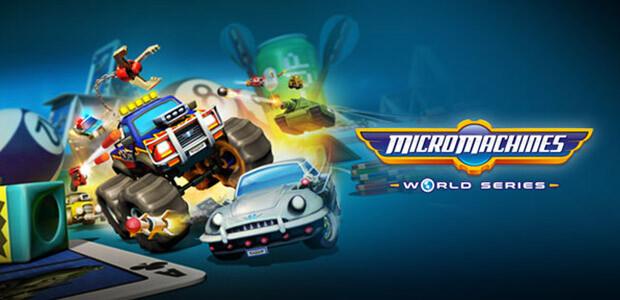 Micro Machines World Series - Cover / Packshot