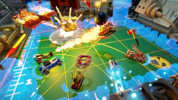 Screenshot1 - Micro Machines World Series
