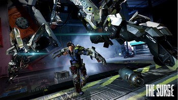Screenshot1 - The Surge