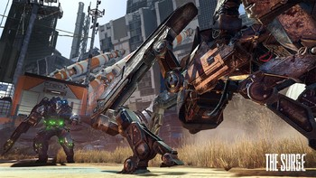 Screenshot3 - The Surge