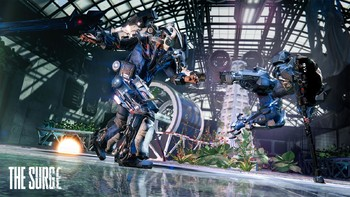 Screenshot4 - The Surge