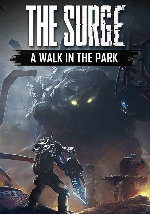 The Surge: A Walk in the Park DLC - Cover / Packshot