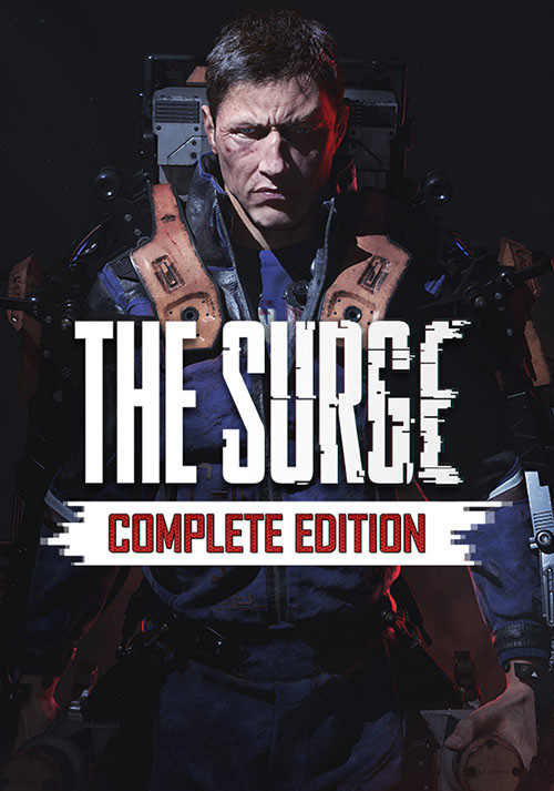 The Surge: Complete Edition - Packshot