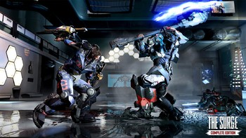 Screenshot3 - The Surge: Complete Edition