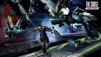 Screenshot5 - The Surge: Complete Edition