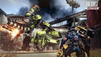 Screenshot4 - The Surge: Complete Edition