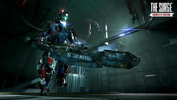 Screenshot1 - The Surge: Complete Edition