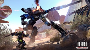 Screenshot2 - The Surge: Complete Edition