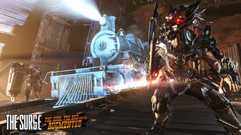 Screenshot2 - The Surge: The Good, The Bad and The Augmented