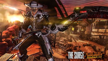 Screenshot3 - The Surge: The Good, The Bad and The Augmented