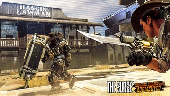 Screenshot4 - The Surge: The Good, The Bad and The Augmented