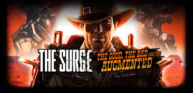 The Surge: The Good, The Bad and The Augmented - Cover / Packshot