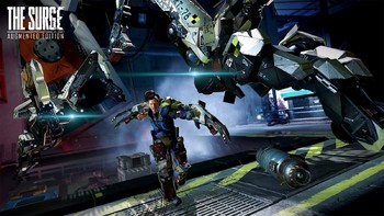 Screenshot2 - The Surge - Augmented Edition
