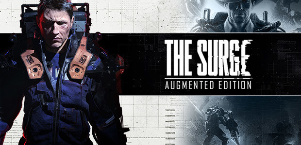 The Surge - Augmented Edition - Cover / Packshot