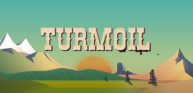 Turmoil - Cover / Packshot