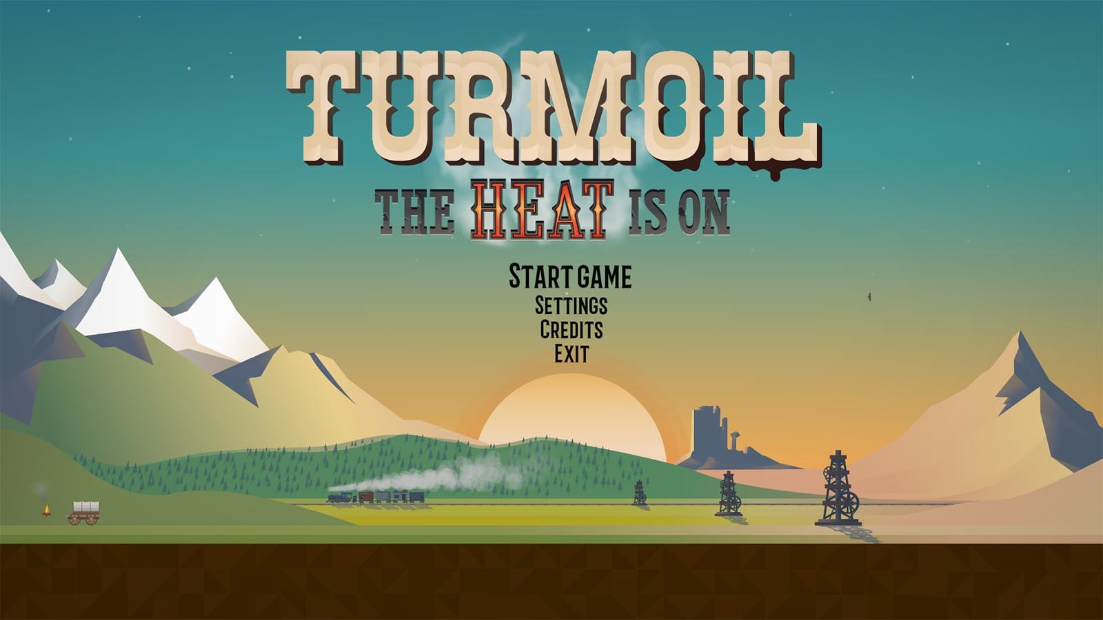 Turmoil - The Heat Is On [Steam CD Key] for PC, Mac and Linux - Buy now