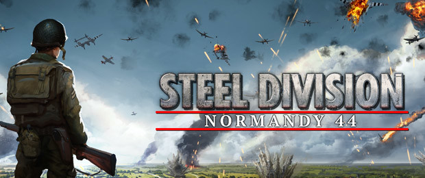 Steel Division: Normandy 44 - Now Available!