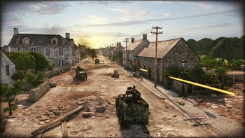 Screenshot1 - Steel Division: Normandy 44 Deluxe Edition