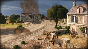 Screenshot5 - Steel Division: Normandy 44 Deluxe Edition