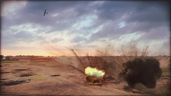 Screenshot3 - Steel Division: Normandy 44 - Second Wave