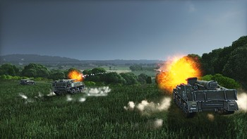 Screenshot6 - Steel Division: Normandy 44 - Second Wave