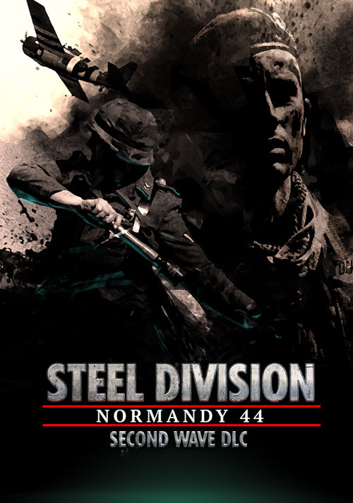Steel Division: Normandy 44 - Second Wave - Cover
