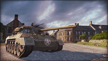 Screenshot5 - Steel Division: Normandy 44 - Second Wave